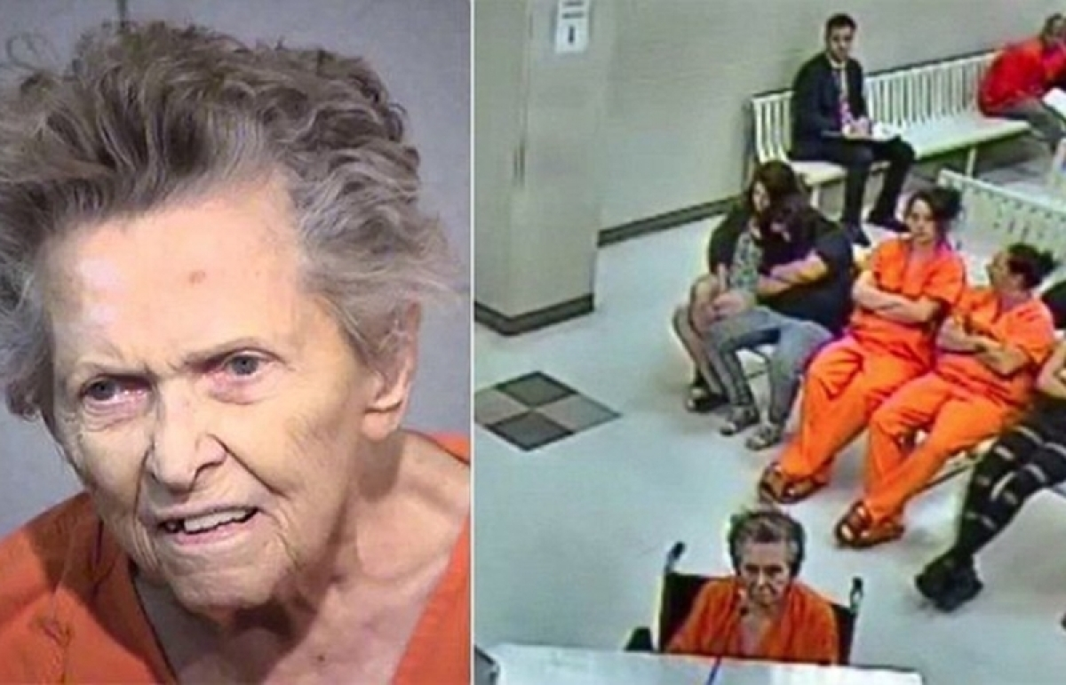 92-year-old American woman kills son to avoid going to care home
