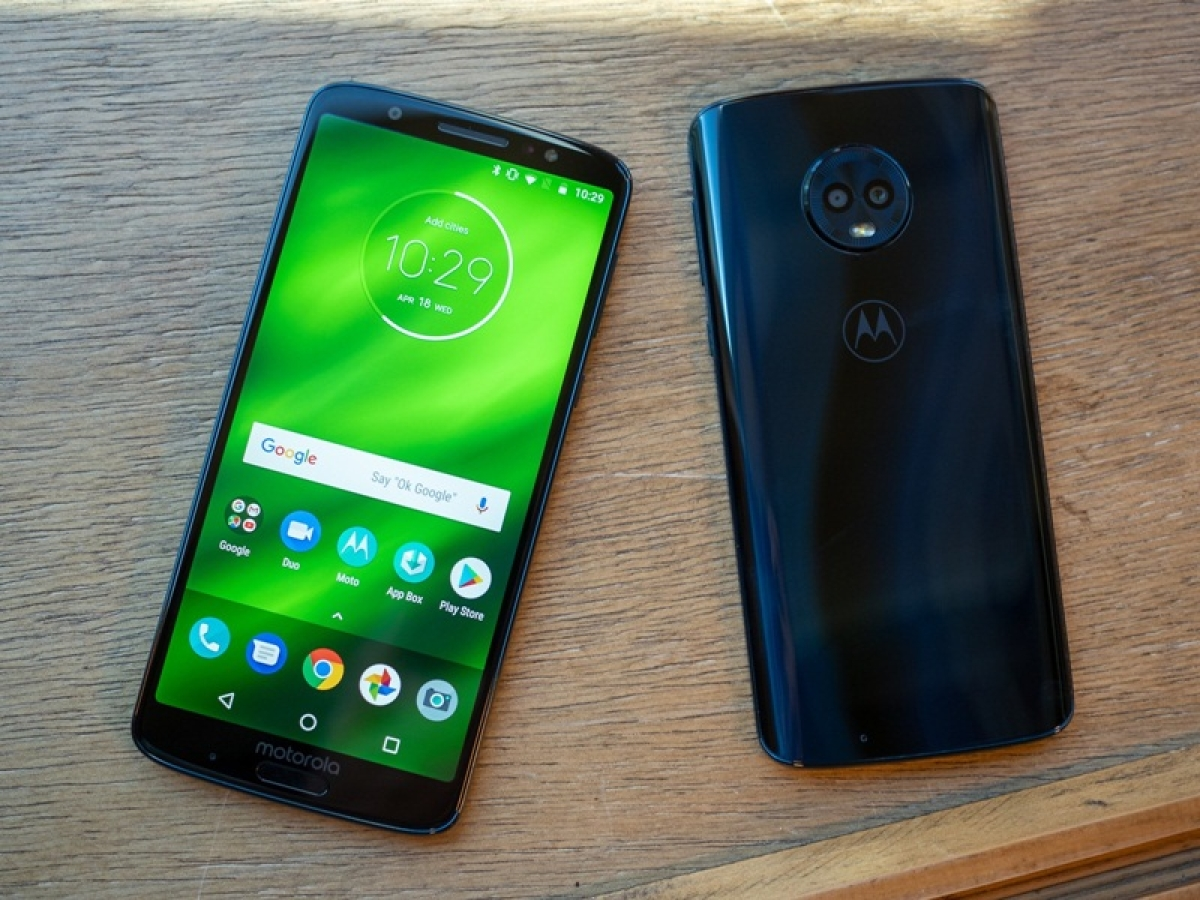 Moto G6: Dependable performer with good looks in a budget
