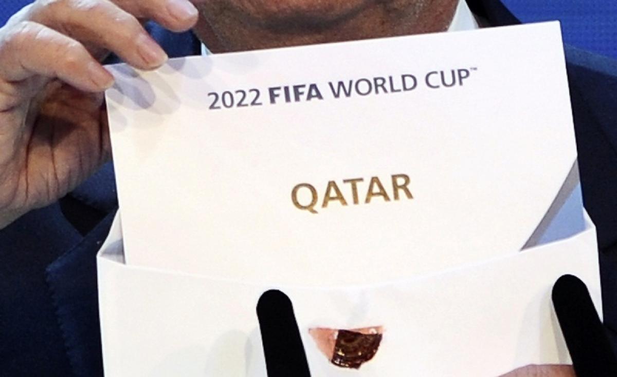 Qatar ran secret campaigns to 'sabotage' 2022 FIFA World rival bids, says report