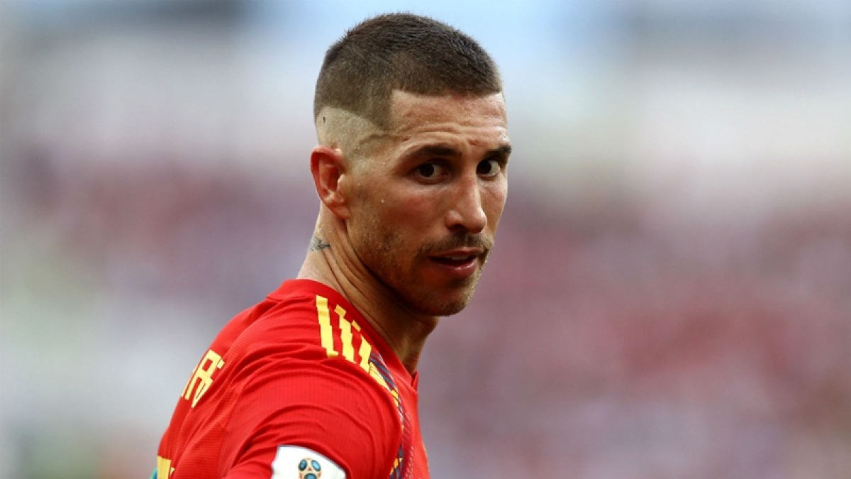 FIFA World Cup 2018: Sergio Ramos will play 2022 World Cup with white beard