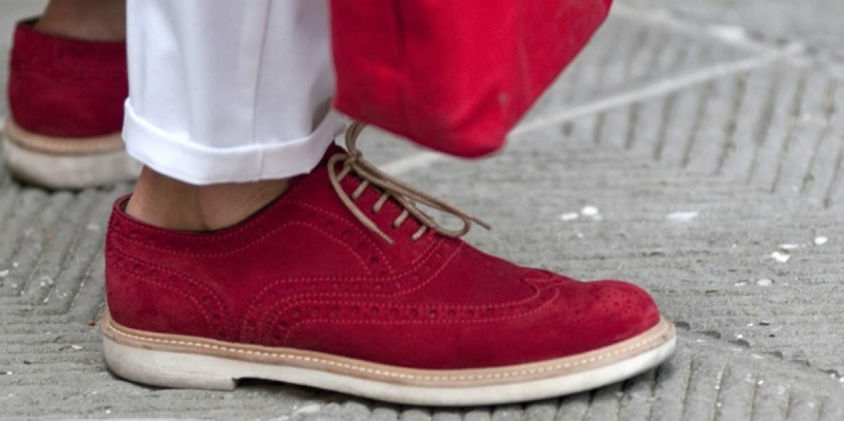 Your shoes are home to thousands of bacteria
