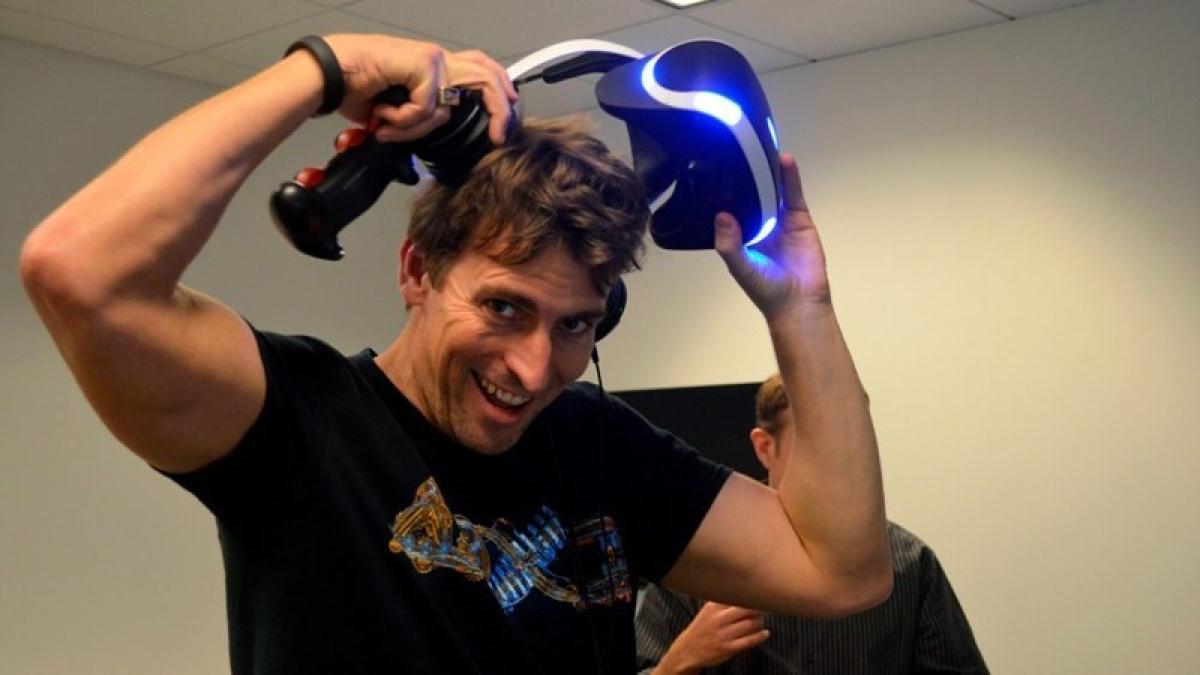 Google hires Sony's Virtual Reality expert Richard Marks