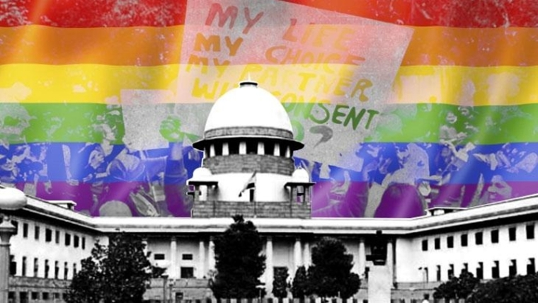 Section 377 hearing: SC reserves verdict on pleas seeking decriminalisation of homosexuality