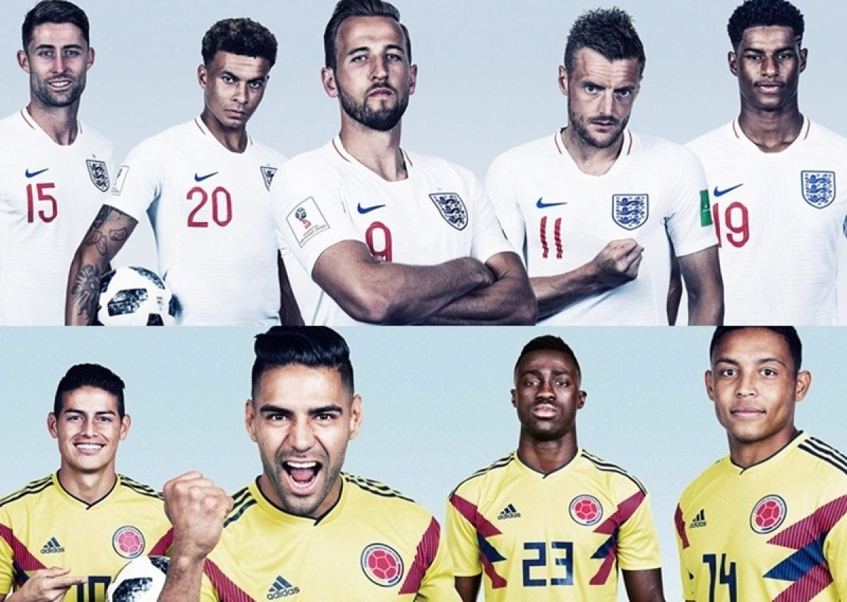 FIFA World Cup 2018: FPJ's dream XI predictions for Colombia vs England