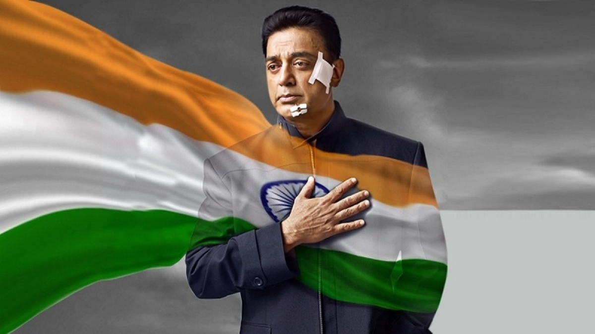 Kamal Haasan's fans do a Rajinikanth stint! Offer milk to Vishwaroopam actor's cutout outside theatres