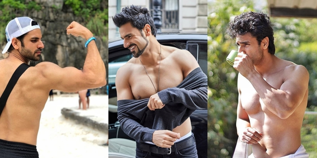 HOT! These pictures of 'Qayamat Ki Raat' actor Vivek Dahiya are a treat for your eyes