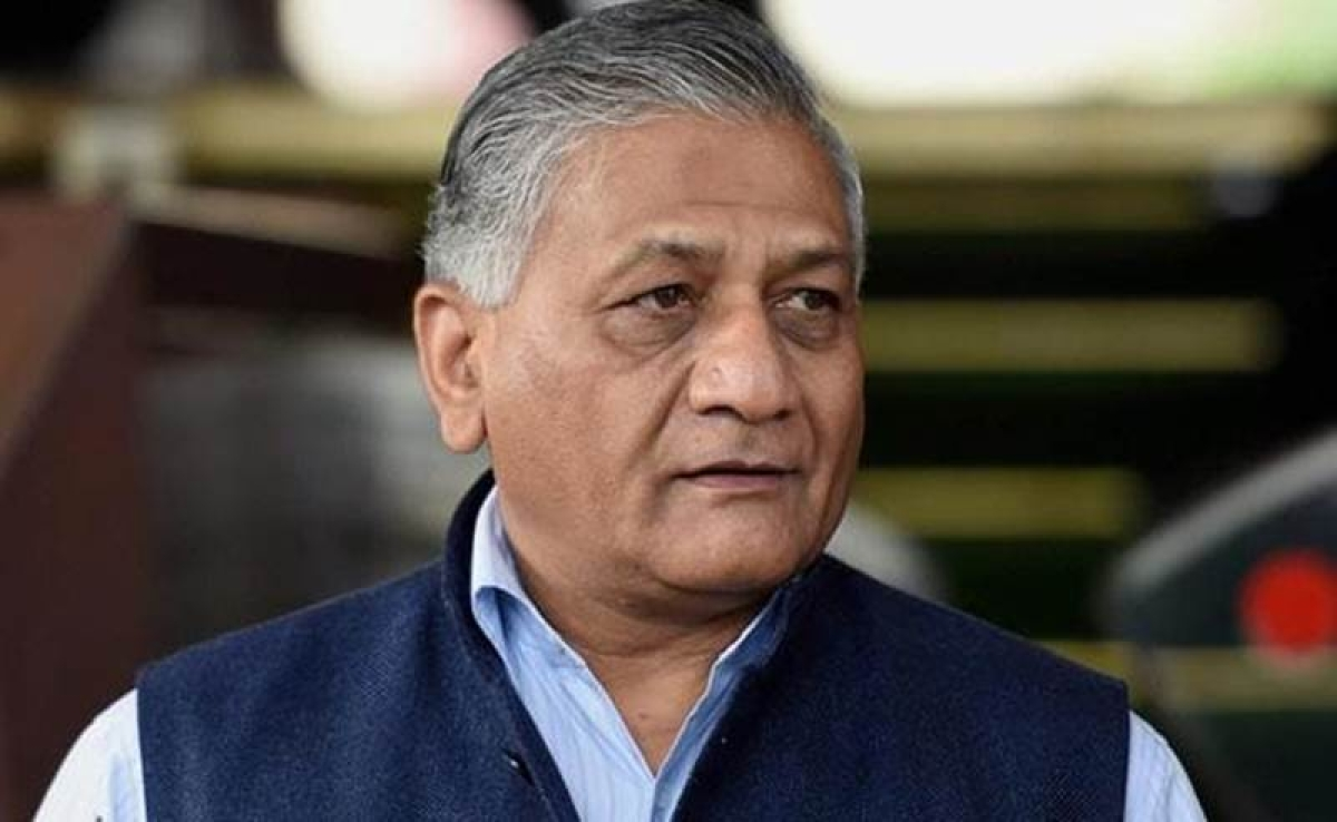 VK Singh invokes Israel to attack Opposition