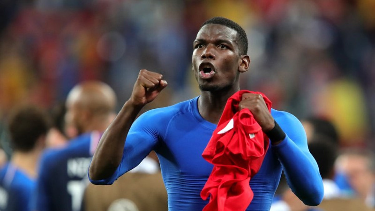 Paul Pogba finally responds to Graeme Souness and it's brutal AF