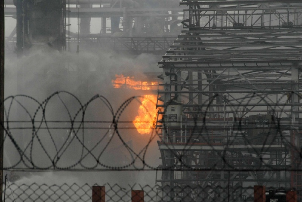 Mumbai BPCL Fire: We thought it was a terror attack, says Locals