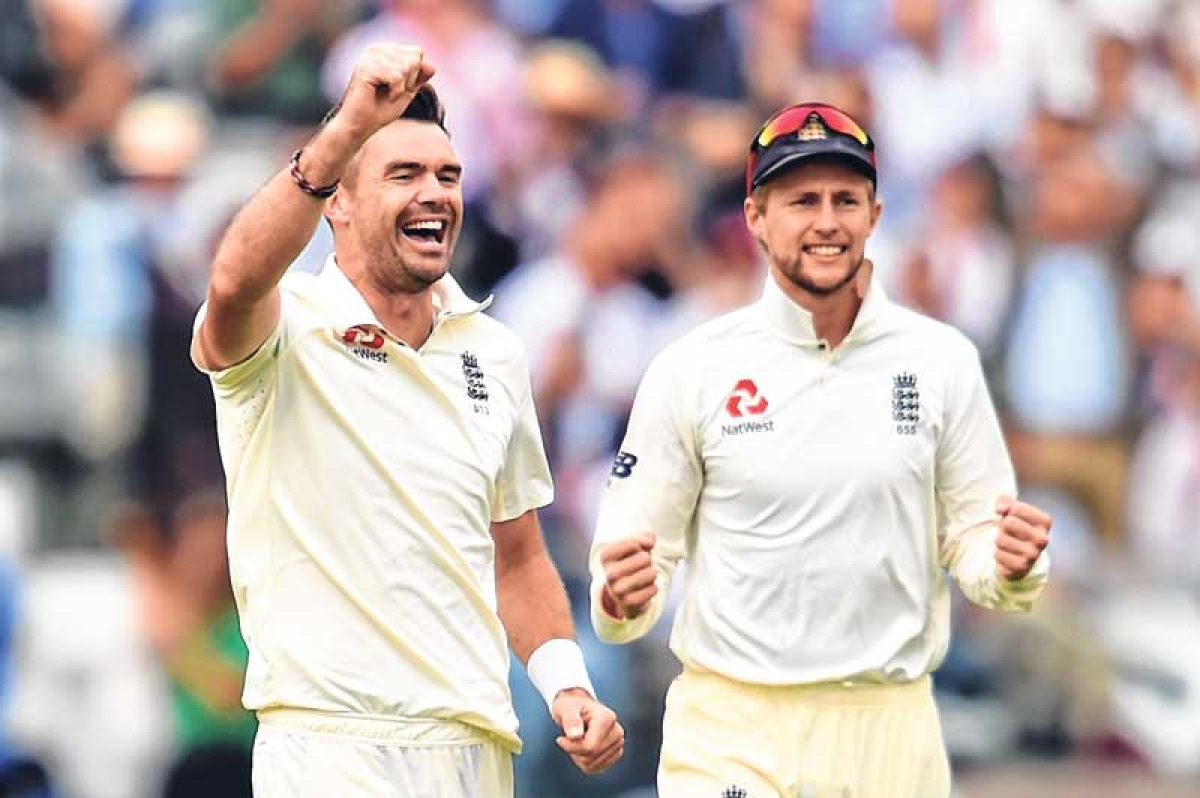 James Anderson is a special commodity: Joe Root