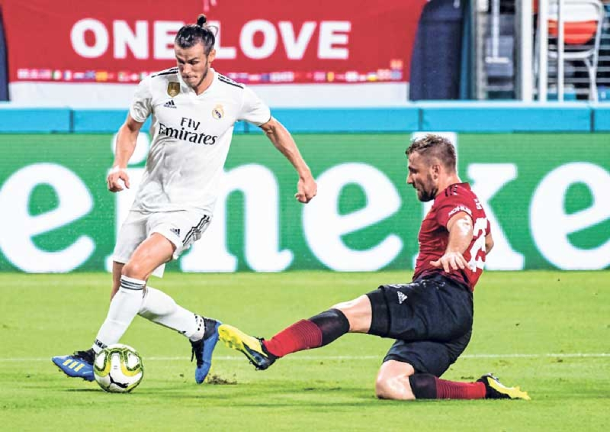 United States hold on to beat Real Madrid