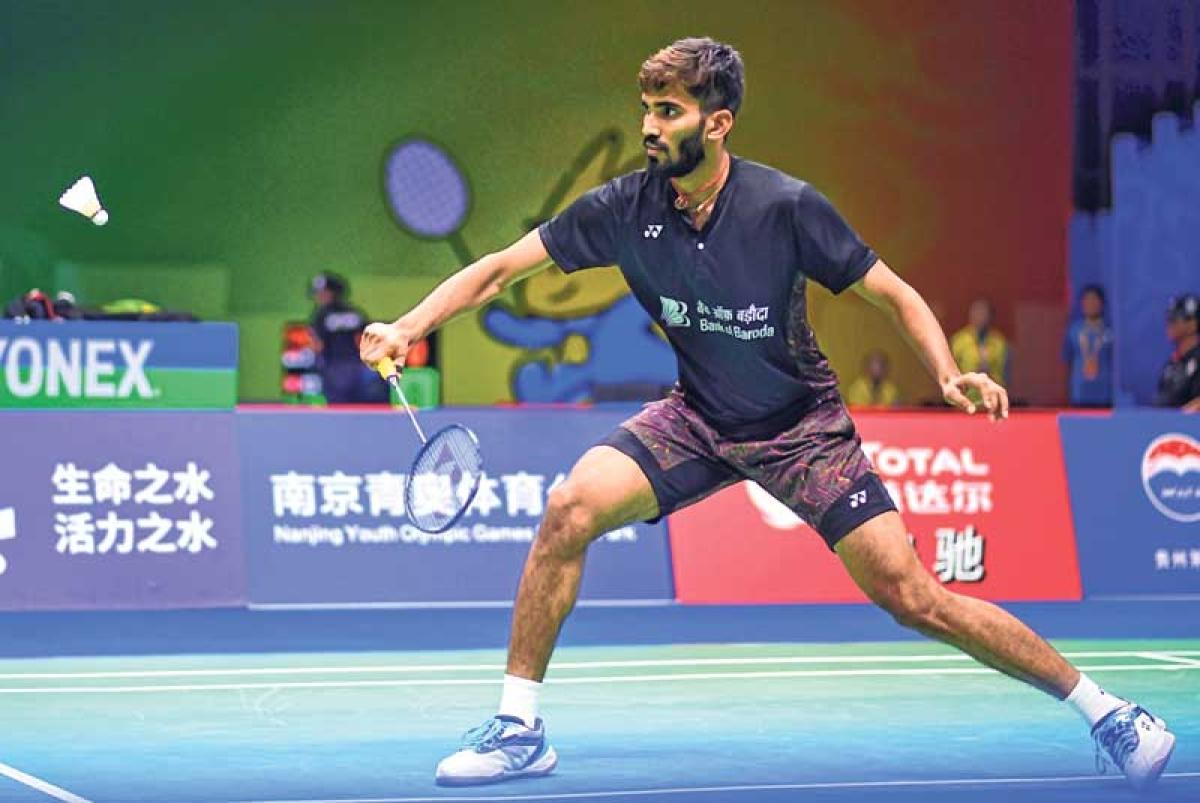 Sindhu, Srikanth, Praneeth on coursein World Badminton Championships