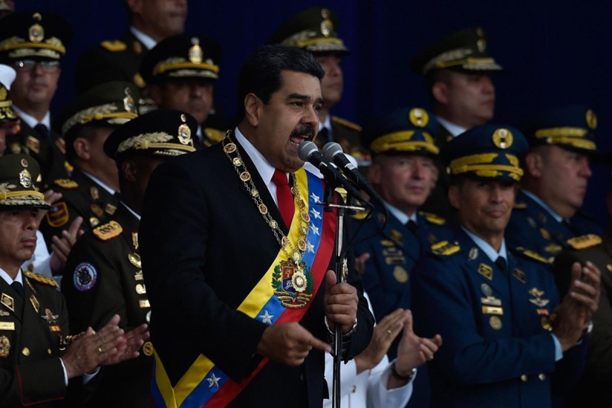 6 arrested over Venezuelan President Nicolas Maduro's alleged assassination bid