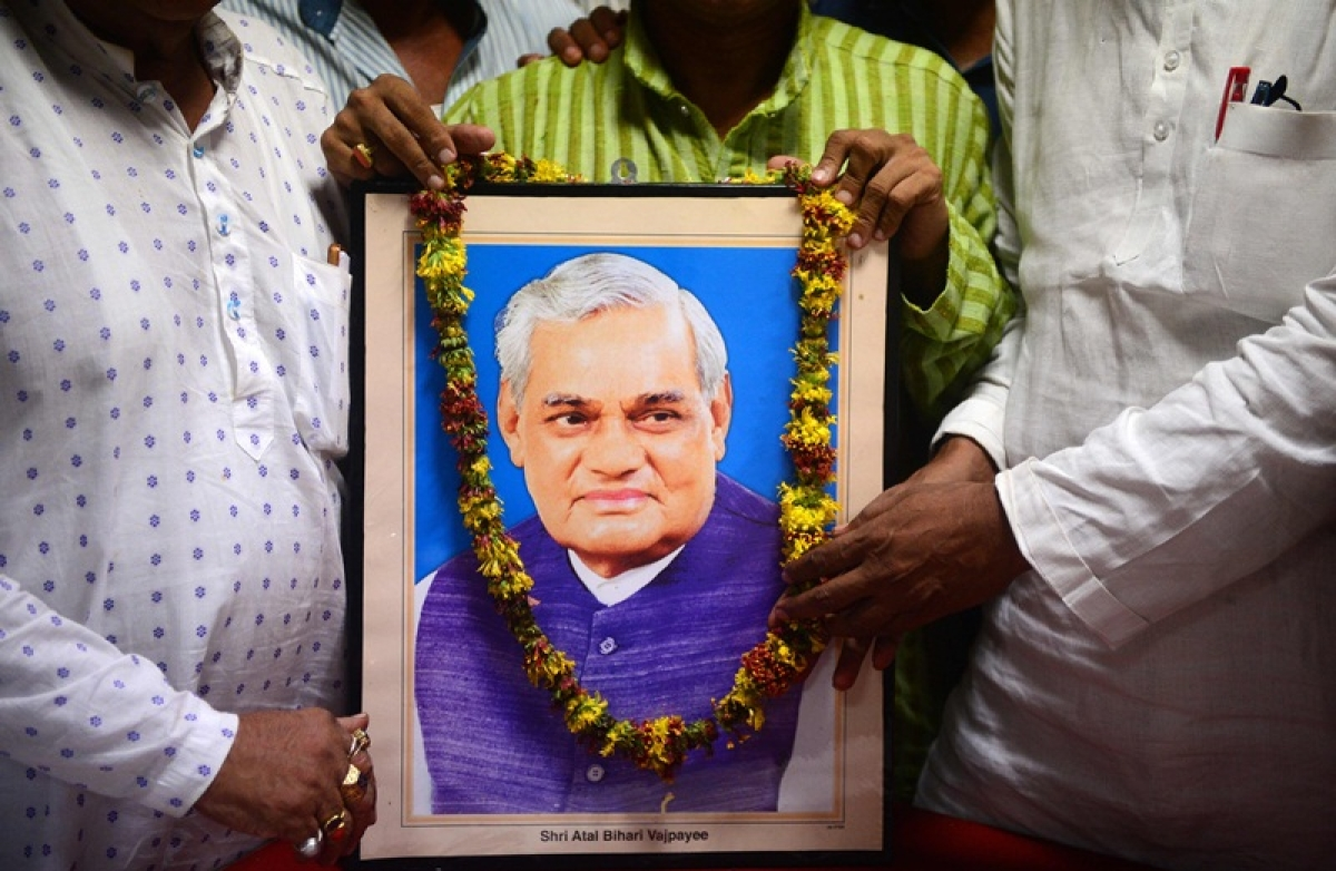Vajpayee passes away: Government announces 7-day national mourning, State funeral and samadhi at Rajghat