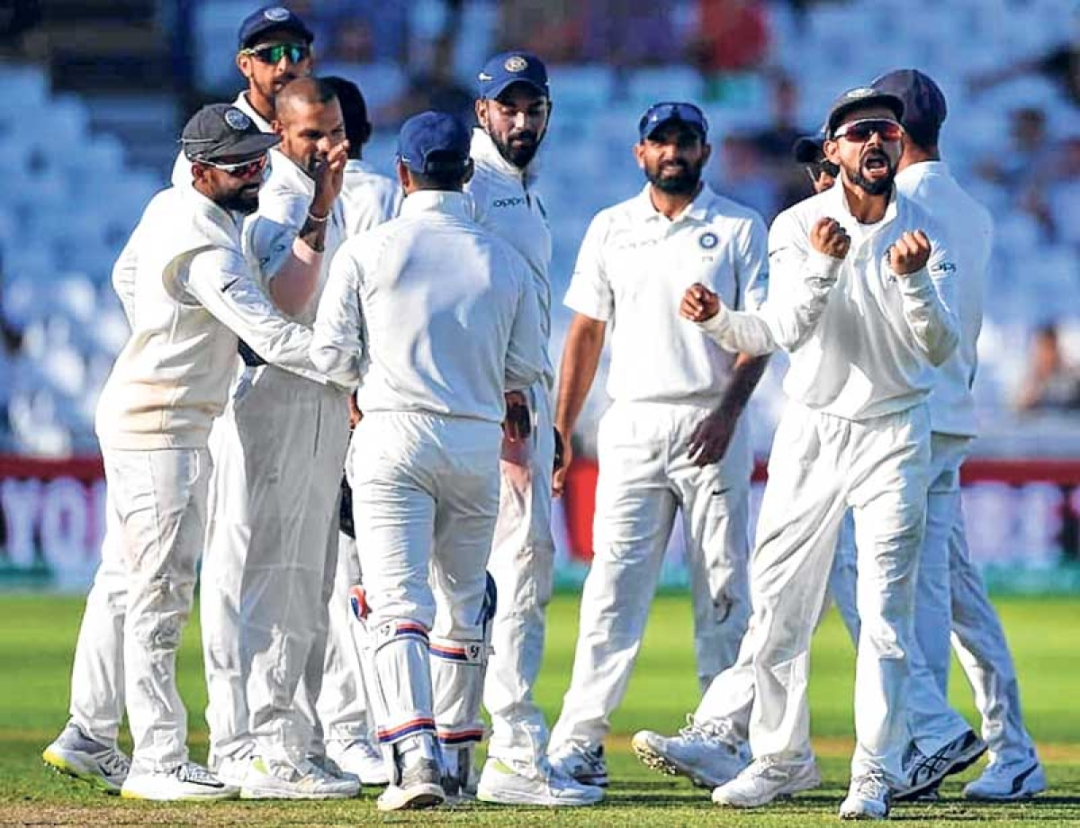 Clinical performance : Brilliant India pull back with 203-run win in 3rd Test