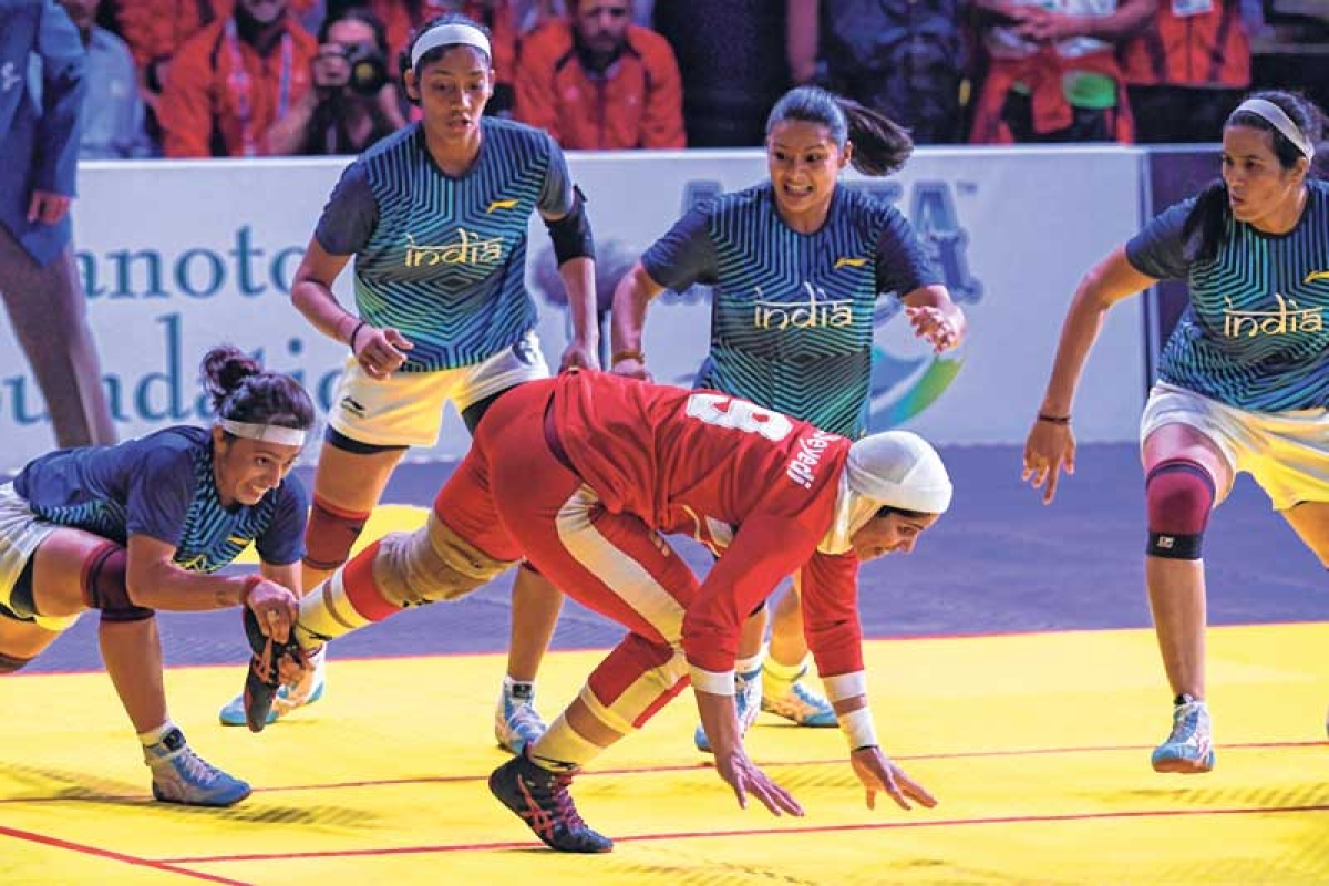 Asian Games : India lose to Iran again, eves fail to defend Kabaddi title
