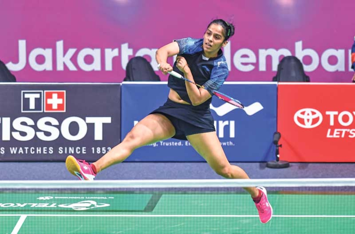 Saina Nehwal loses to Tai Tzu in Denmark Open final