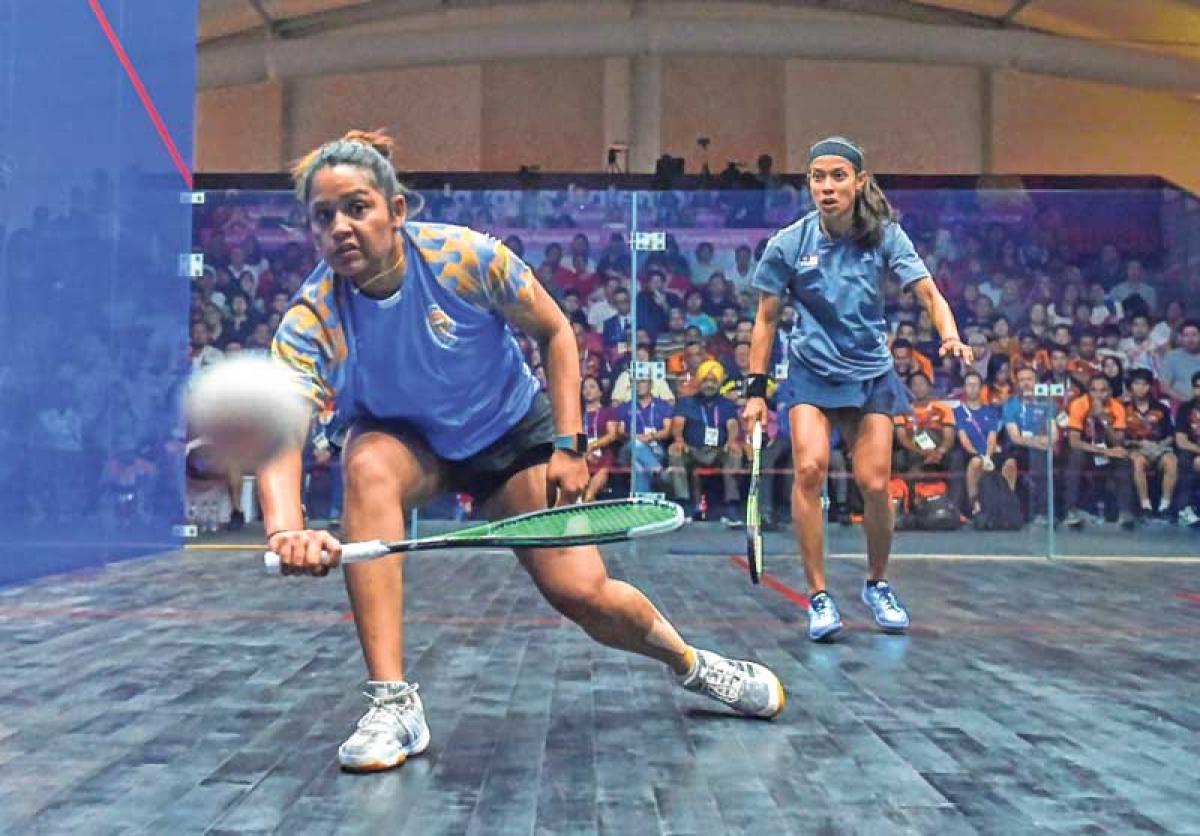 Asian Games : Dipika Palikal, Joshana Chinappa, Saurav Ghosal settle for bronze in Squash