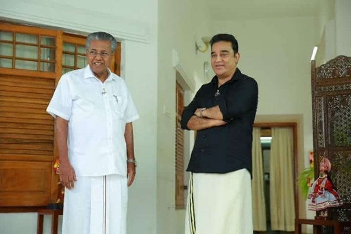 Kerala Floods: South film actors Kamal Haasan, Suriya, and others donate to CM's relief fund