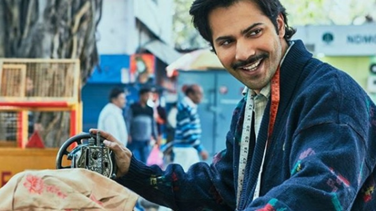 Masterji! Varun Dhawan learnt tailoring for 3 months for 'Sui Dhaaga – Made in India'