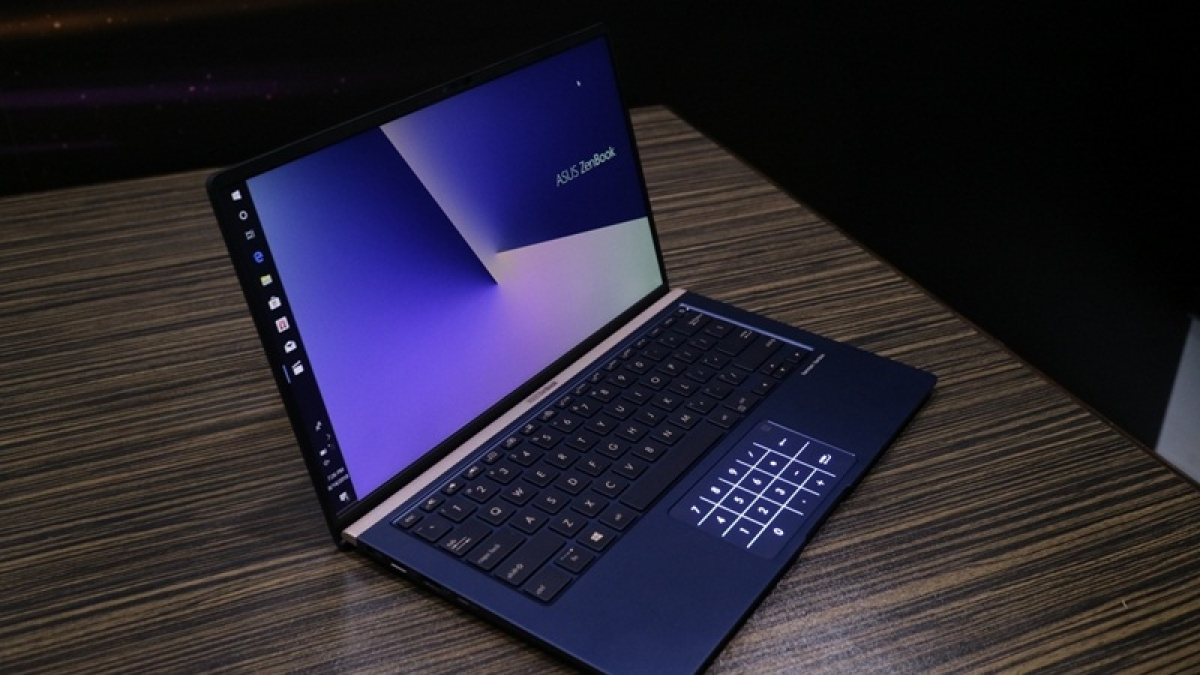 ASUS launches new ZenBook series