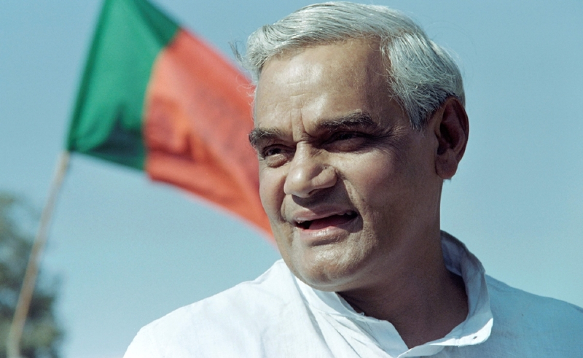 Atal Bihari Vajpayee's ashes to be immersed in all rivers of Uttar Pradesh