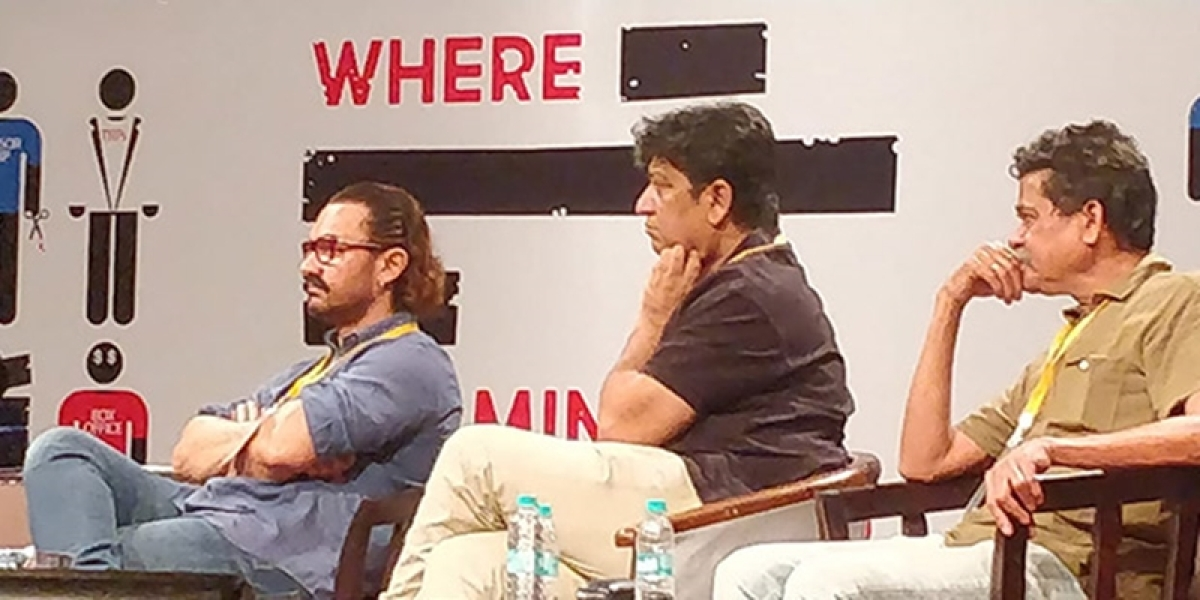 Aamir Khan reveals why he's taking 70 per cent of profits in a film as his fees