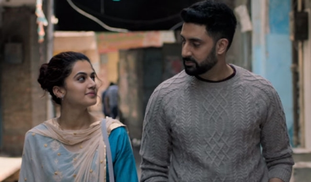 'Manmarziyaan' actress Taapsee Pannu: I have chemistry and biology with Vicky whereas physics and chemistry with Abhishek
