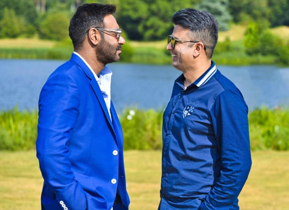 Ajay Devgn, Bhushan Kumar collaborate for historical drama 'Taanaji – The Unsung Warrior'