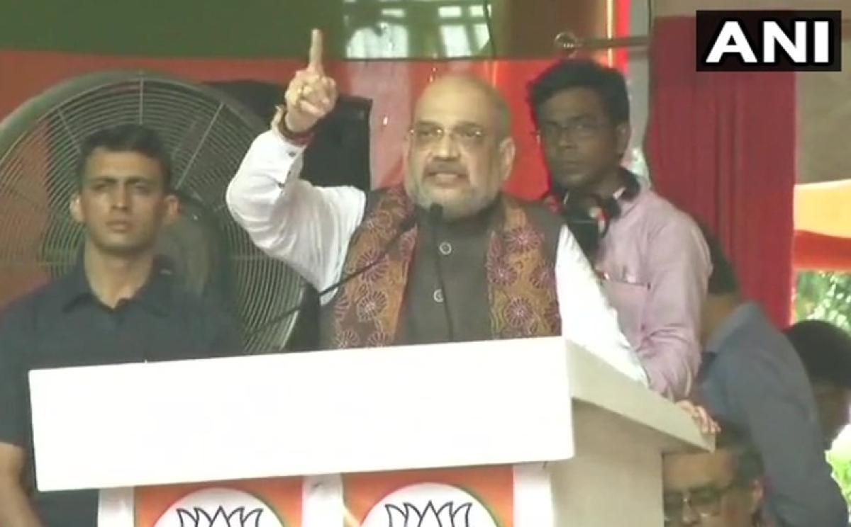 Amit Shah's Kolkata rally: Why do you want to keep Bangladeshi infiltrators, BJP chief asks Mamata Banerjee