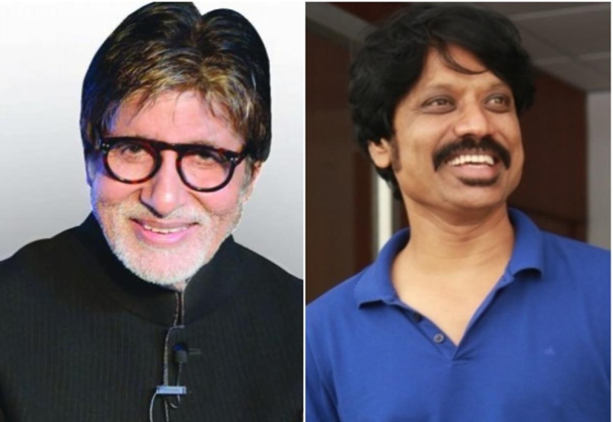 BREAKING: Amitabh Bachchan and SJ Suryah to star in Studio 5 Elements' and Thiruchendur Murugan Productions' next?