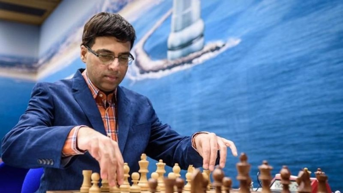 Anand holds world champion Carlsen in Sinquefield Cup chess