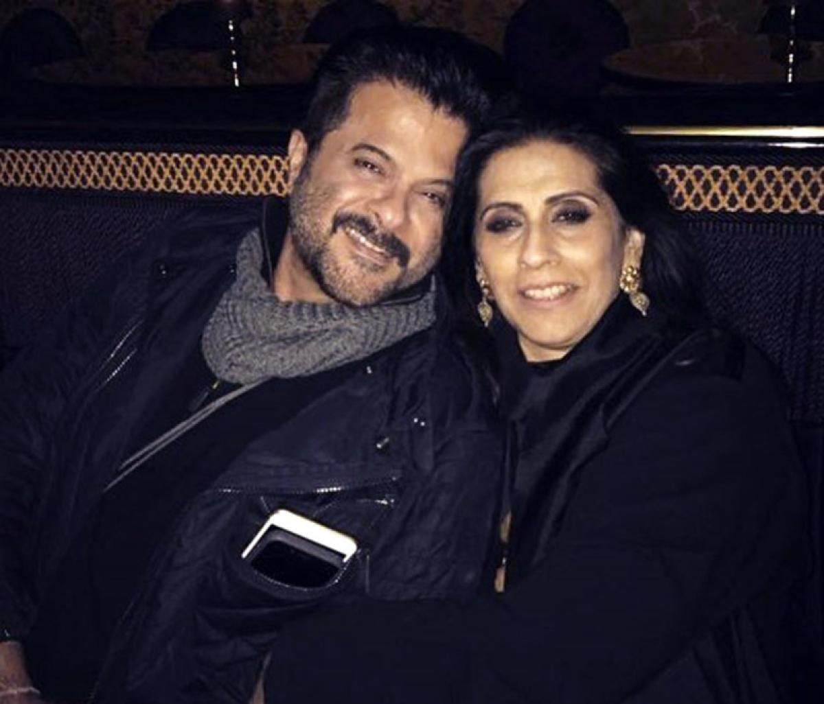 Much before Kangana Ranaut's 'Queen', Anil Kapoor's wife Sunita went on honeymoon alone!