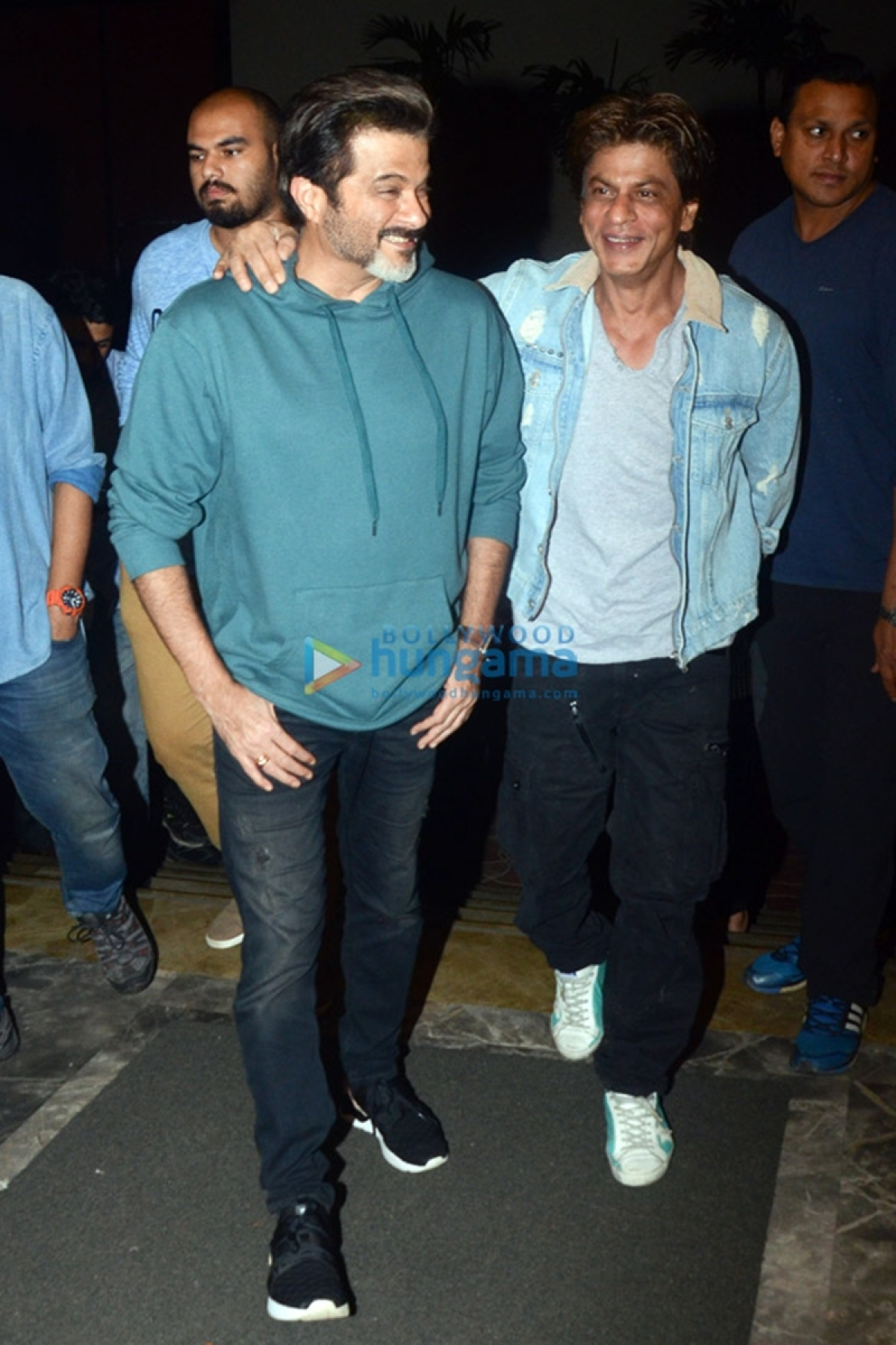 Shah Rukh Khan to Anil Kapoor: I love you because you are my 'Fanney Khan'