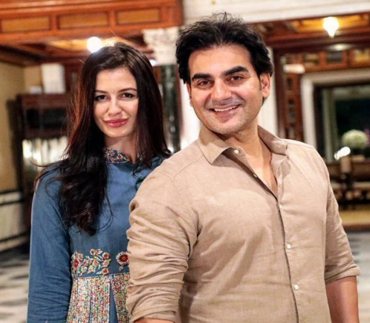 Arbaaz Khan and girlfriend Giorgia Andriani to get married? find out