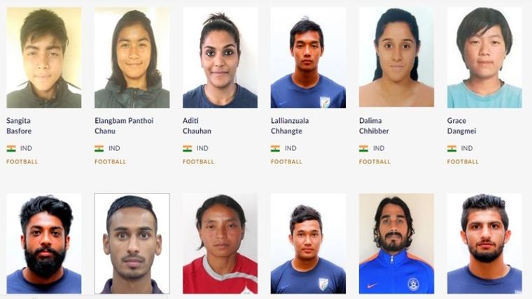 Indian football teams not part of Asian Games 2018, still