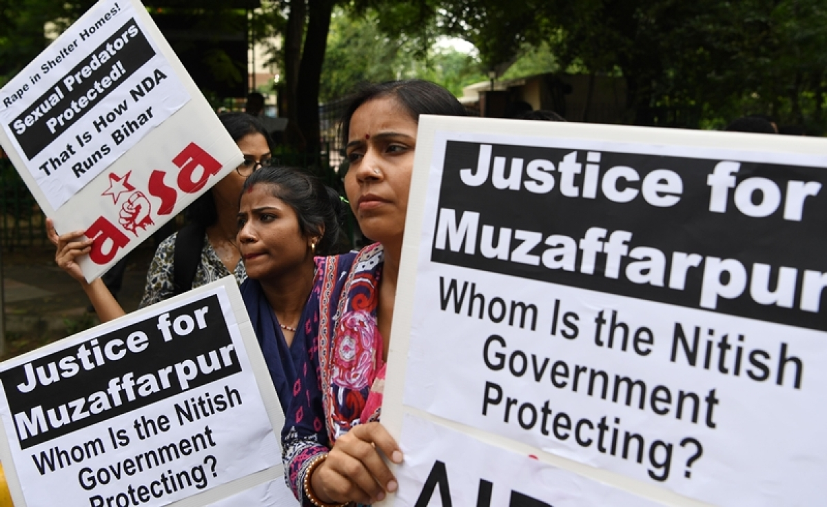 Women are raped 'left, right and centre': Supreme Court slams Bihar govt over shelter home case