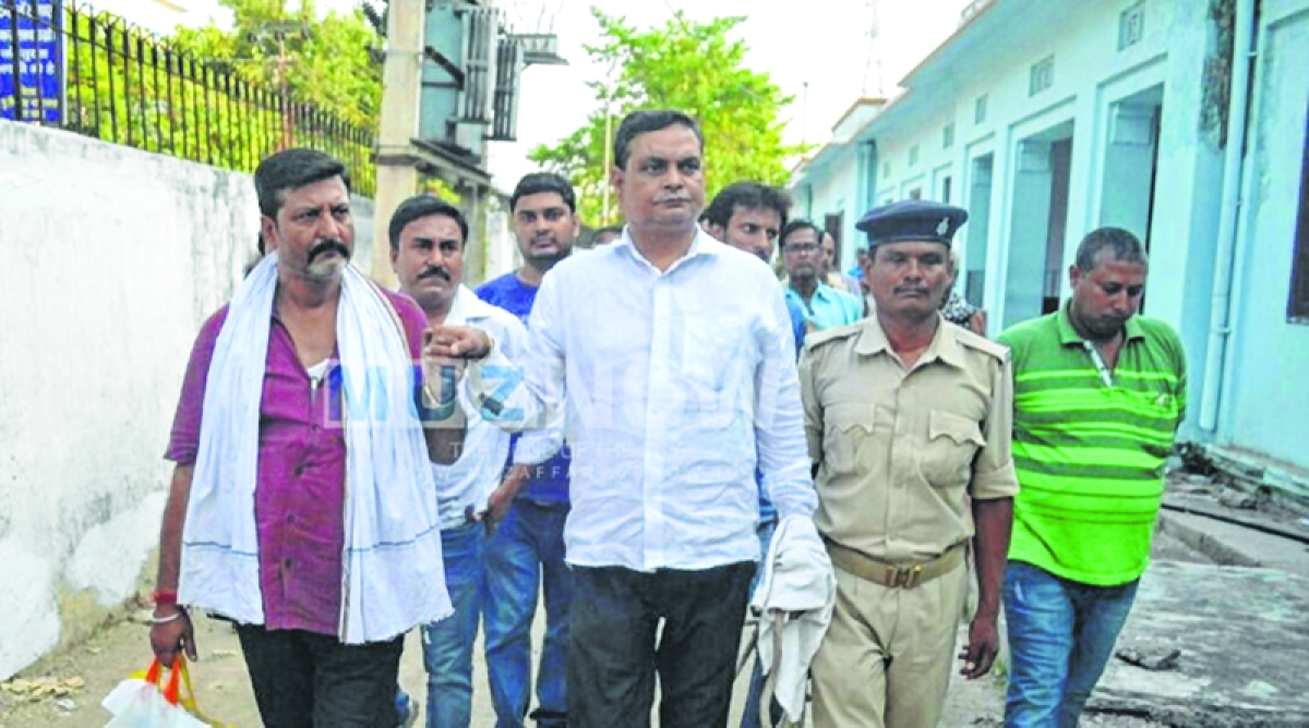 Link with Cong dragged me into the case: Bihar shelter home accused blames Congress link