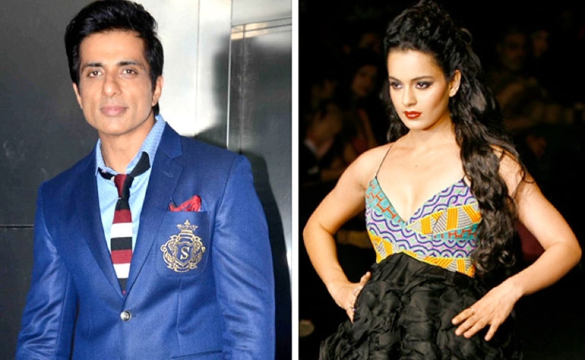 OMG! Angry Sonu Sood walks out of 'Manikarnika' after massive face-off with Kangana Ranaut?