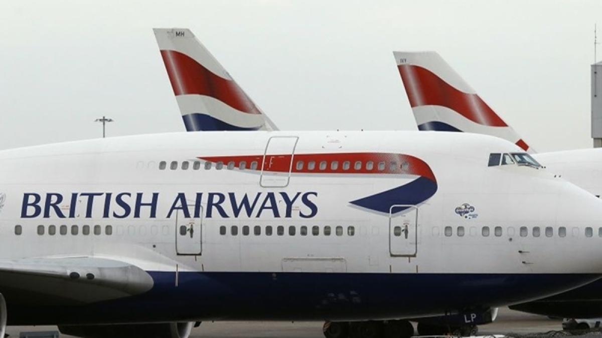 British Airways to cut 12,000 jobs
