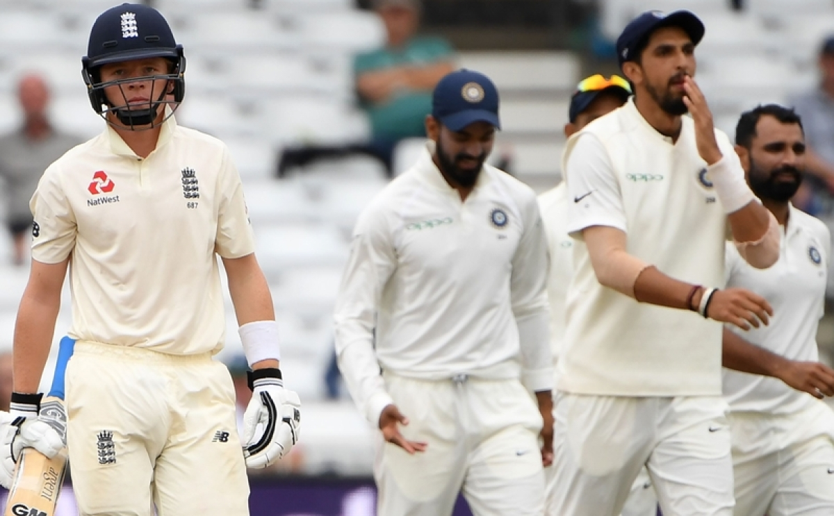 India vs England 3rd Test Day 4: Pacers take India close to victory, England 84/4 at lunch