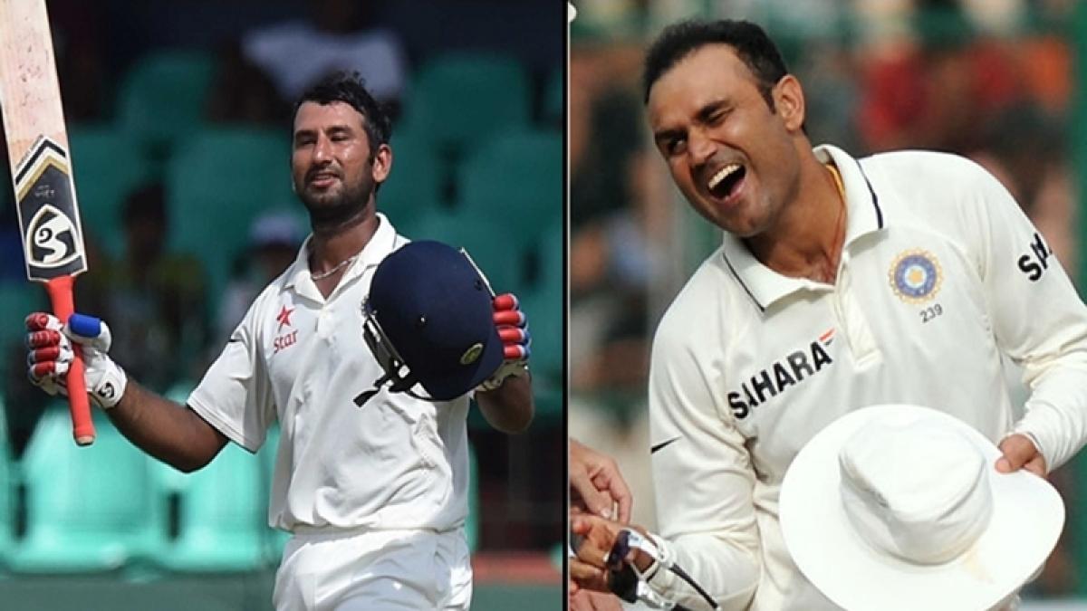 India vs England: After 1st Test defeat, Virender Sehwag's tweet on Pujara's selection sparks debate