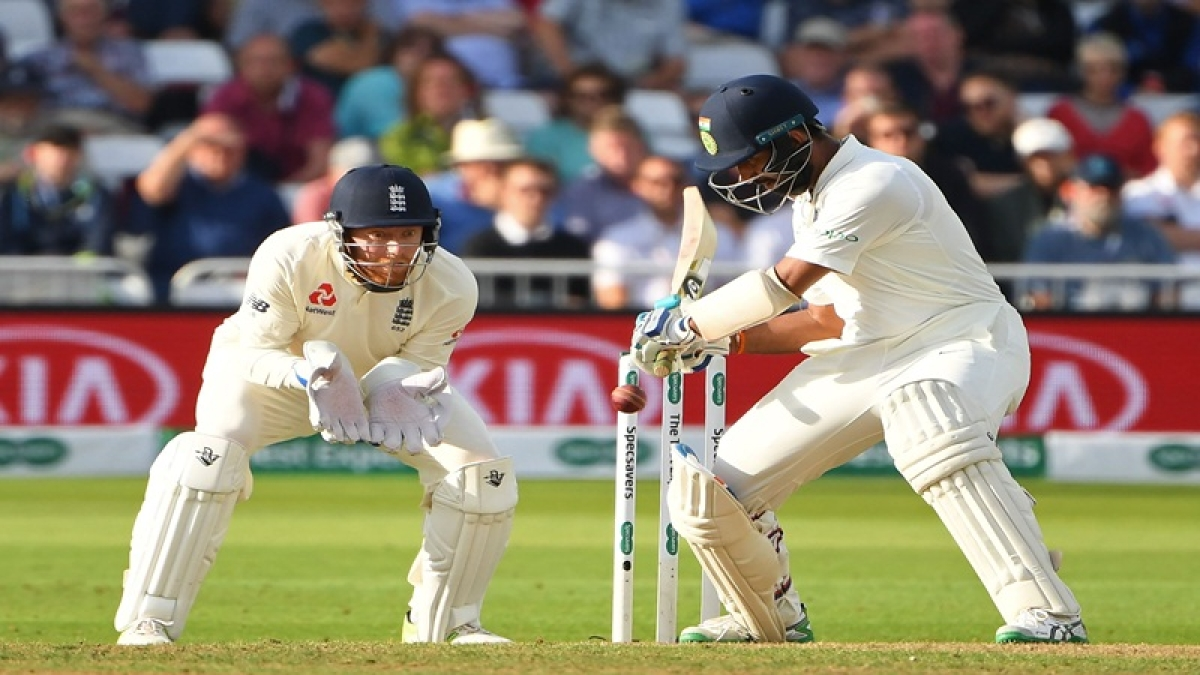 India vs England 3rd Test: India finish at 124/2 at end of 2nd day to take 292 runs lead