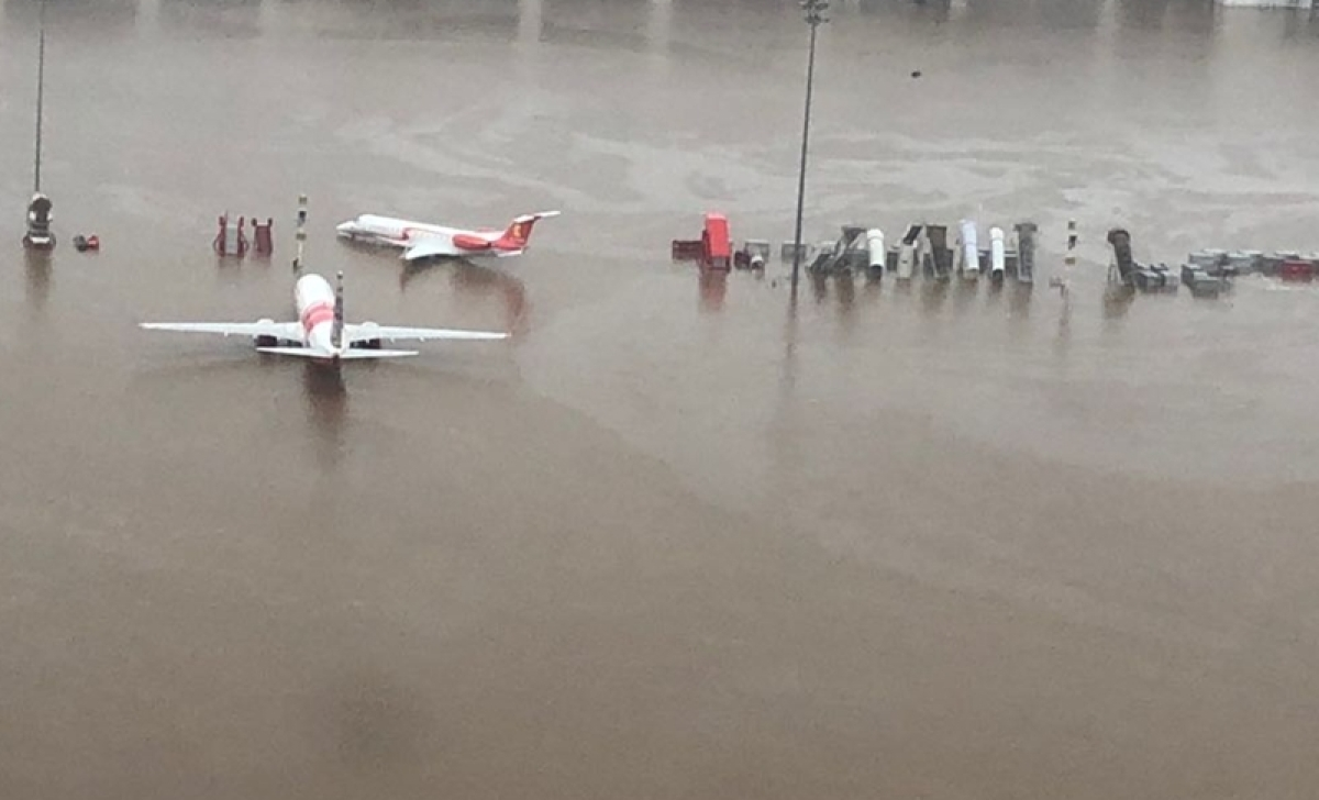 Kerala floods: Kochi airport suffers estimated loss of over Rs 220 crore