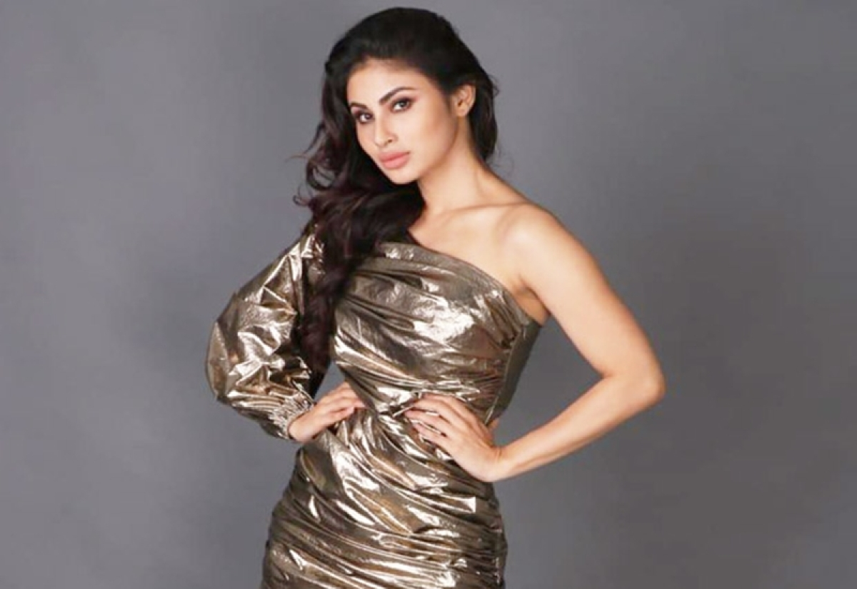 Complete NUDITY is a strict NO NO for Mouni Roy; watch this video