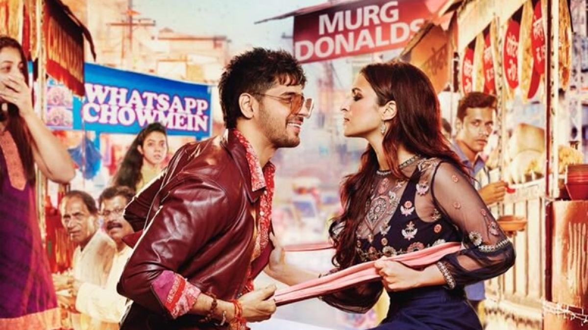 Sidharth Malhotra, Parineeti Chopra groove in 'Macchardani' from 'Jabariya Jodi's new song
