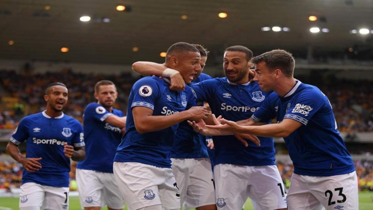 EPL 2018 Everton vs Southampton at Goodison Park Live Streaming: When and where to watch in India