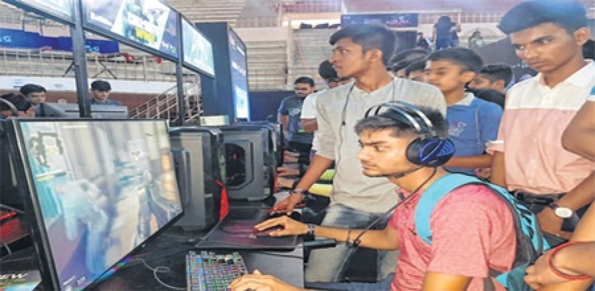 Indore: More than 2500 youths across state experience gaming advancements