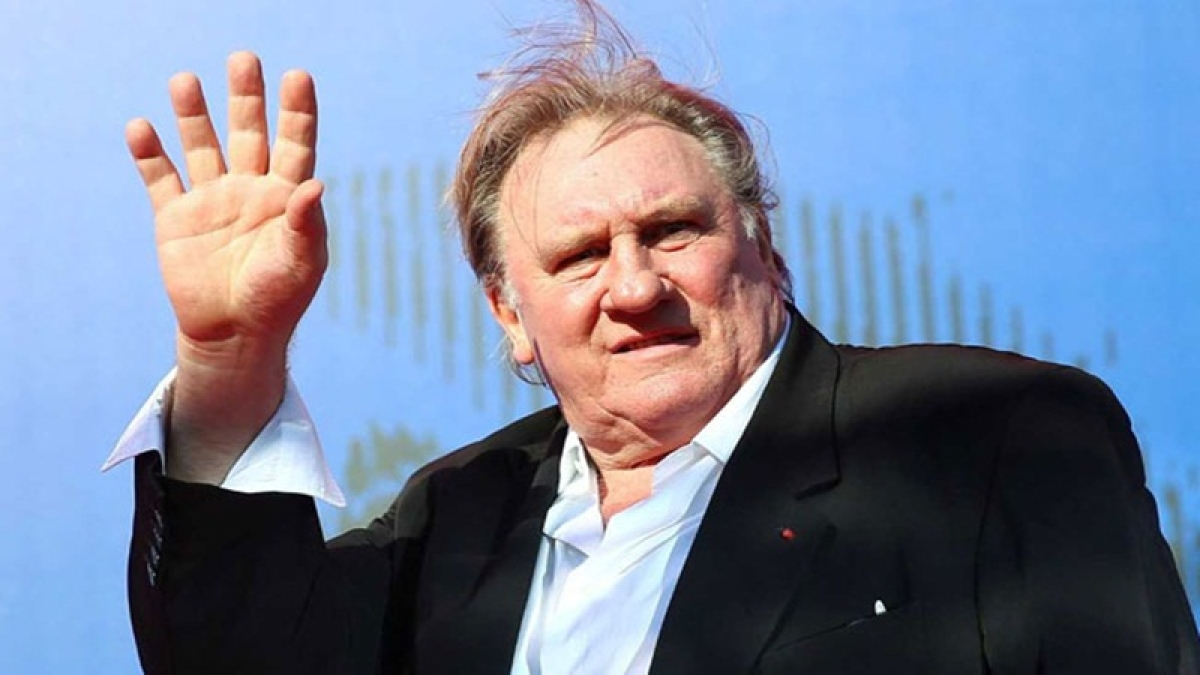French actor Gerard Depardieu accused of rape charges