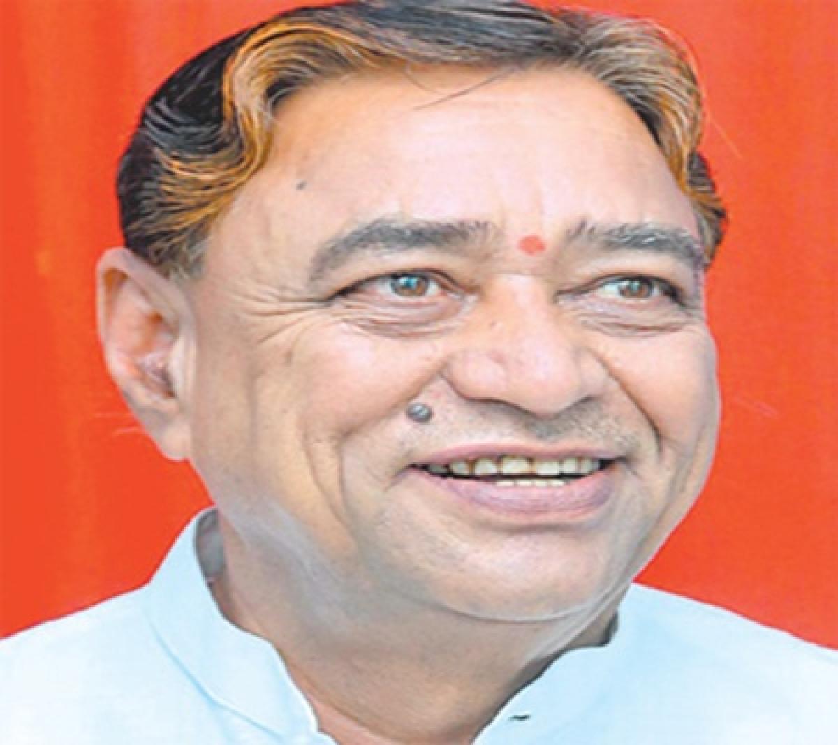 Indore: Gopi Krishna Nema is new BJP city president